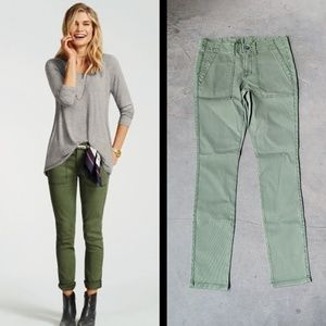 Cabi The Quest Green Skinny Trousers 6